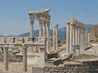 Pergamon Ancient City